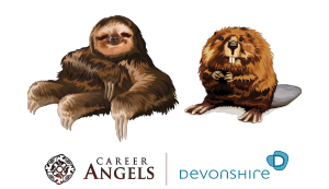 sloth & beaver