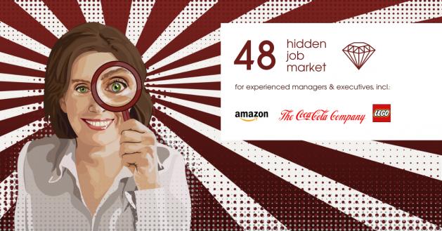 Hidden Job Market - job ads for executives across Europe (week 6 2021)