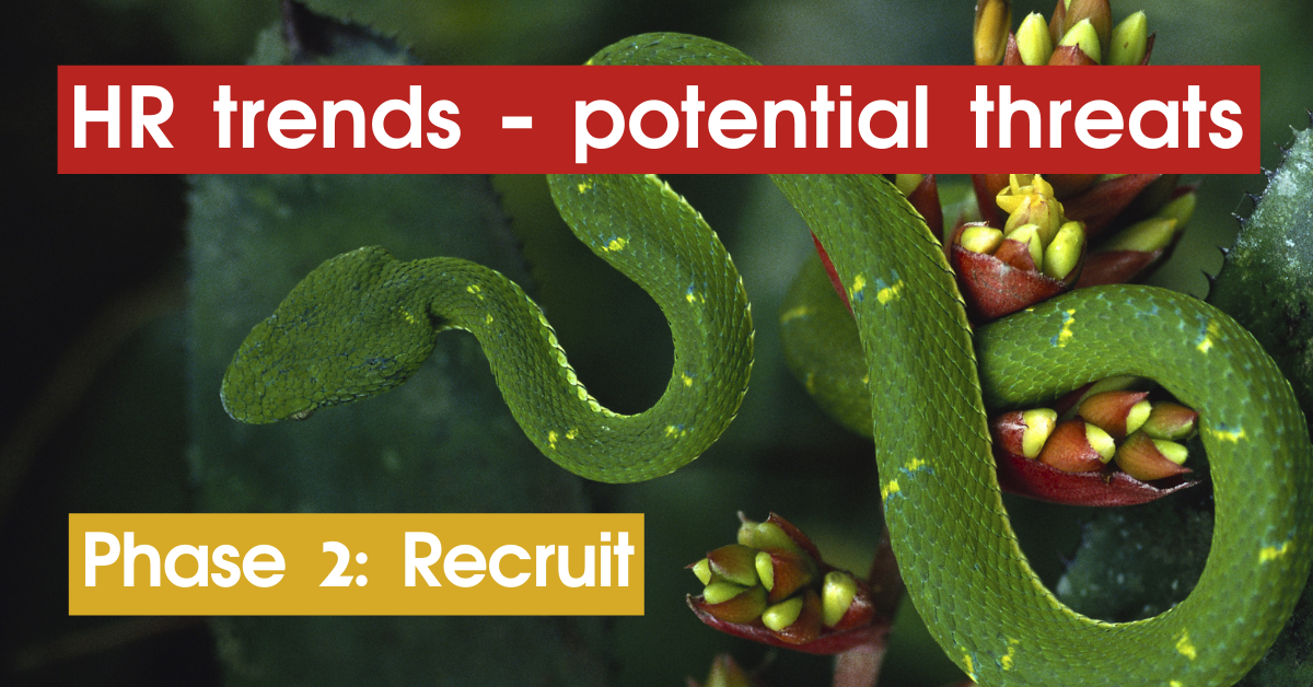 HR trends: Recruiting Candidates