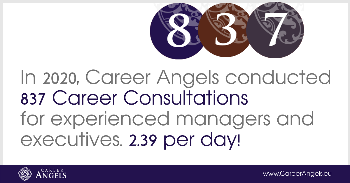 Career Consultations for experienced managers and executives