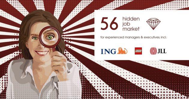 Hidden Job Market - job ads for executives across Europe (week 21 2021)