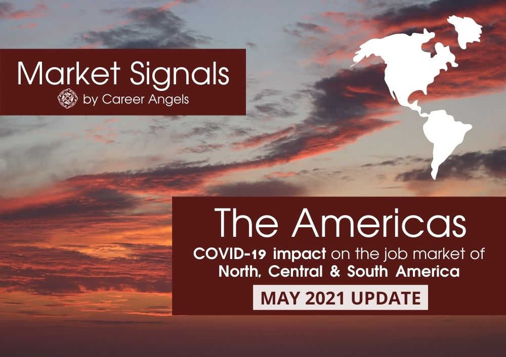 Special Market Signals Report on the job market of the Americas amid COVID-19