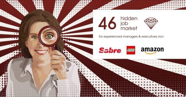 Hidden Job Market - job ads for executives across Europe (week 24 2021)
