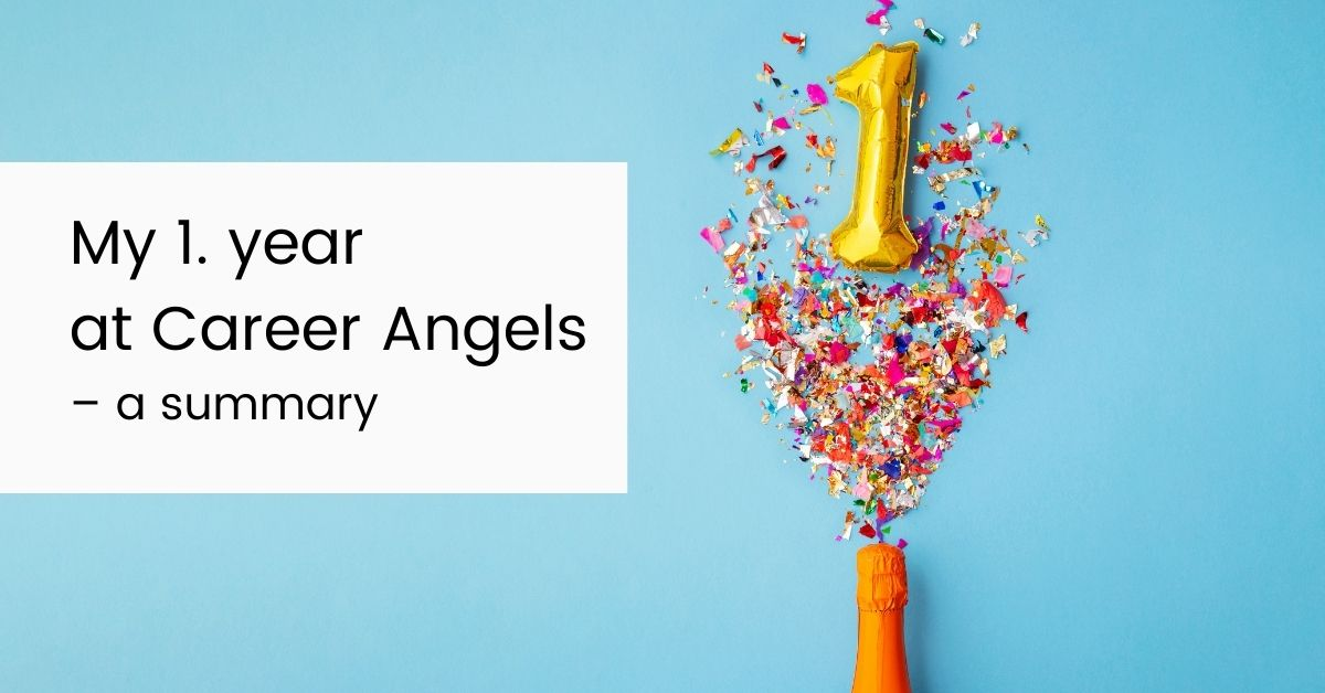 My first year at Career Angels – a summary